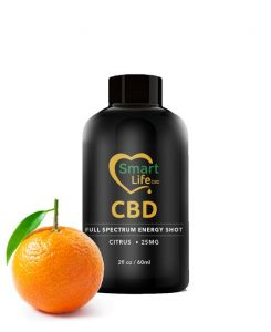 Citrus Energy Shot - Smart Life CBD