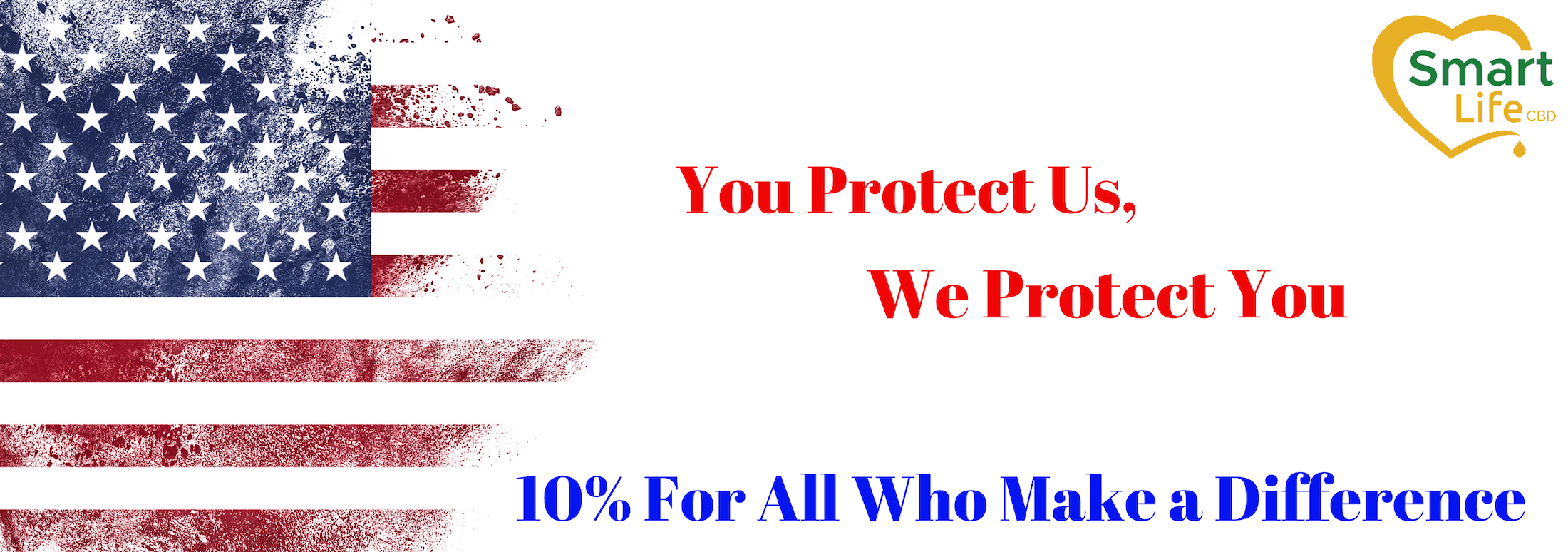 10% For All Who Make a Difference
